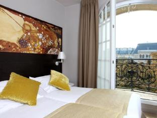 Golden Tulip Little Palace Paris - Guest Room