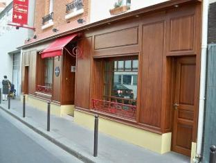 Carina Tour Eiffel Hotel Parijs - Hotel exterieur