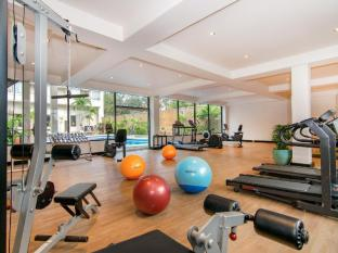 The Bayview Pattaya Pattaya - Fitness Room