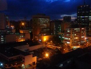 Nairobi Safari Club Nairobi - City View at Night