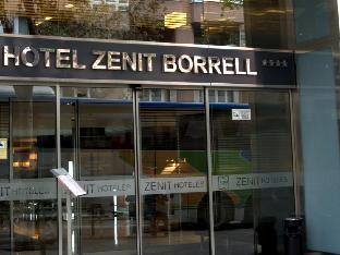 Hotel Zenit Borrell PayPal Hotel Barcelona