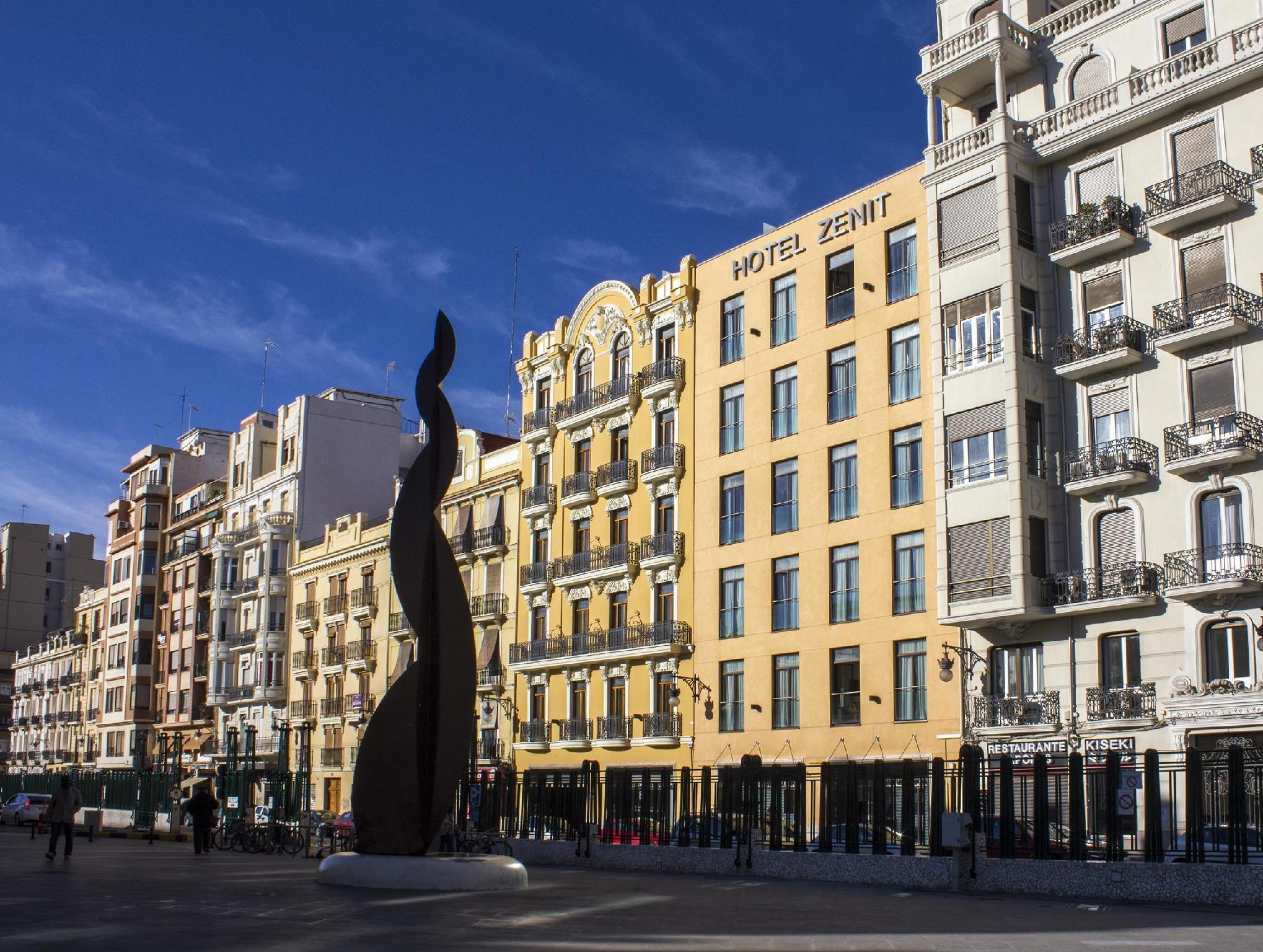 Hotel Zenit Valencia – Valencia 1