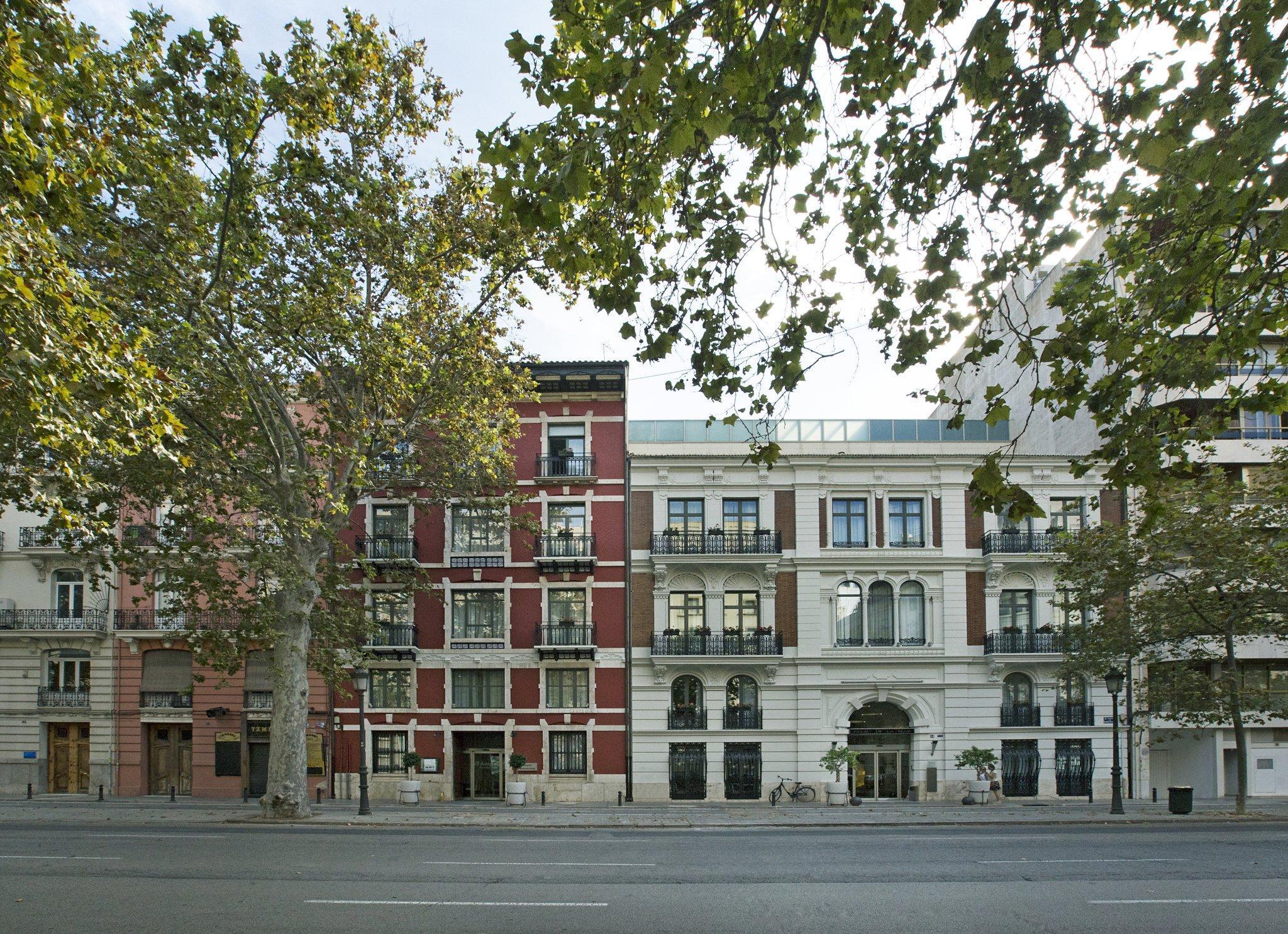 Hospes Palau De La Mar Hotel – Valencia 1