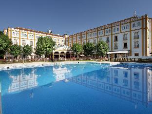 Hotusa Hotels Hotel in ➦ Sanlucar la Mayor ➦ accepts PayPal