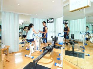 Bishop Lei International Hotel Hong Kong - Fitness Salonu
