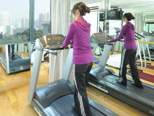 Bishop Lei International Hotel Hong Kong - Fitnessraum