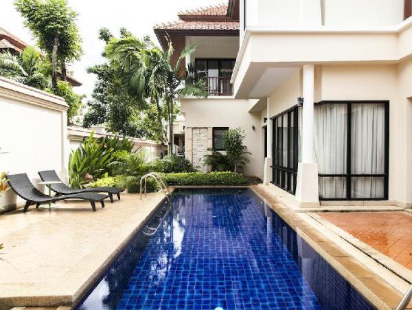 泰国普吉岛茵梦拉古纳豪华别墅(Luxury Villa Laguna by Indreams) 泰国旅游 第1张