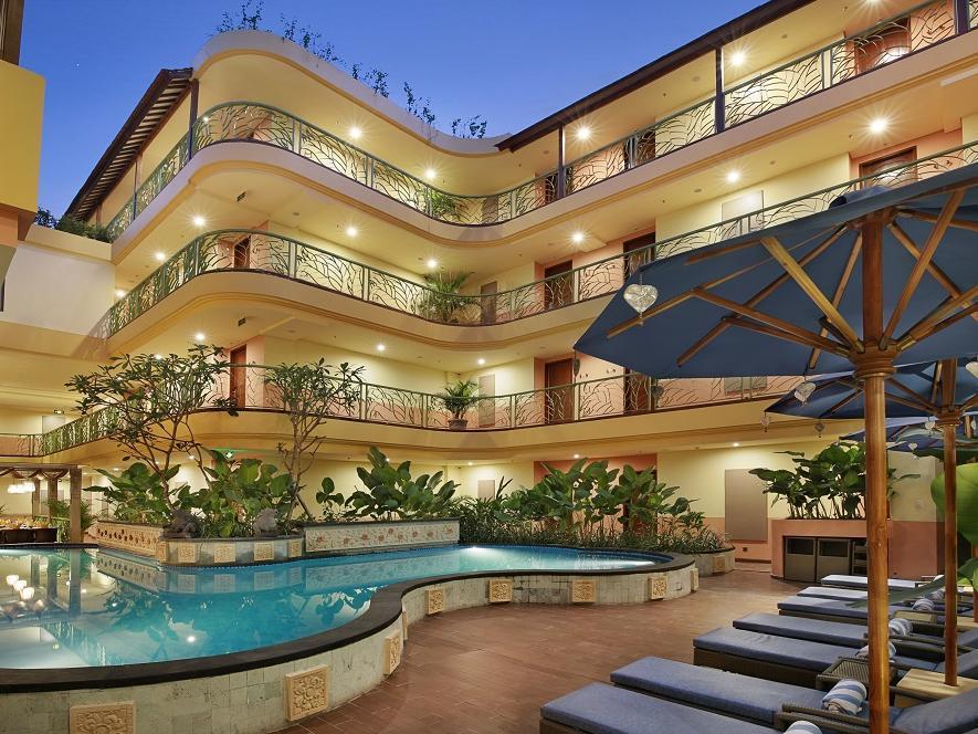 Hotel SenS Hotel and Spa - Jalan Sukma Br.Tebesaya Peliatan - Bali