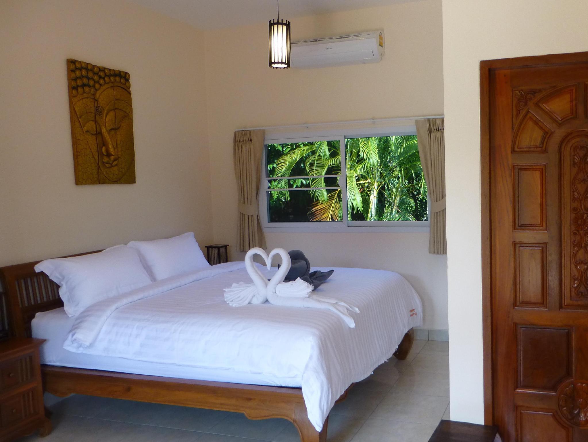 Khao Sok Jasmine Garden Resort,เขาสก จัสมิน การ์เดน รีสอร์ต
