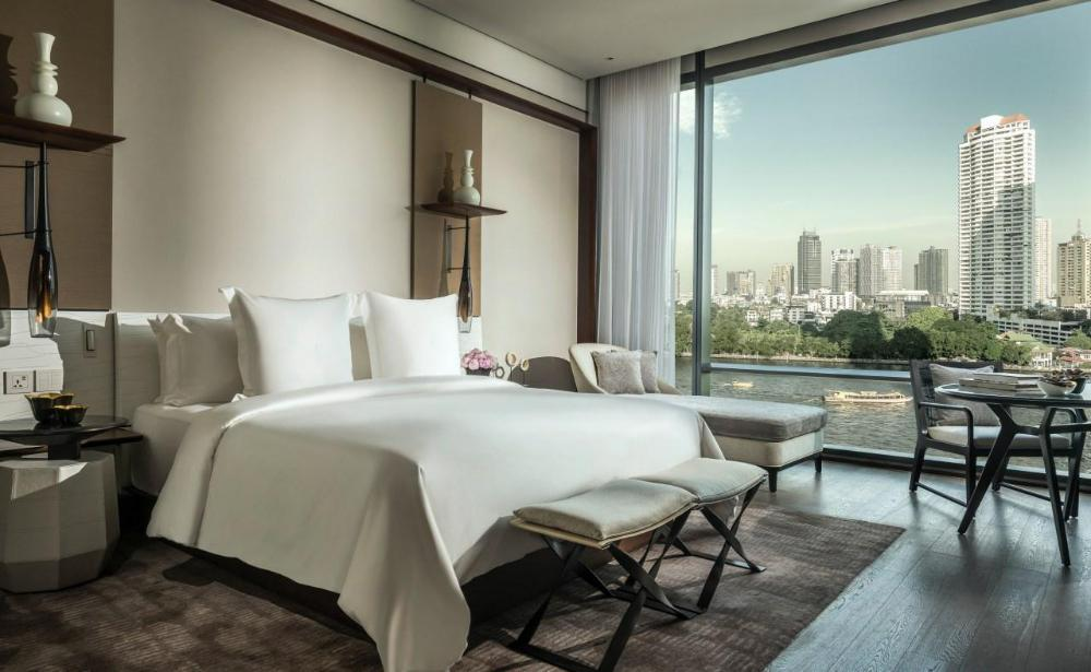 Four Seasons Hotel Bangkok at Chao Praya River