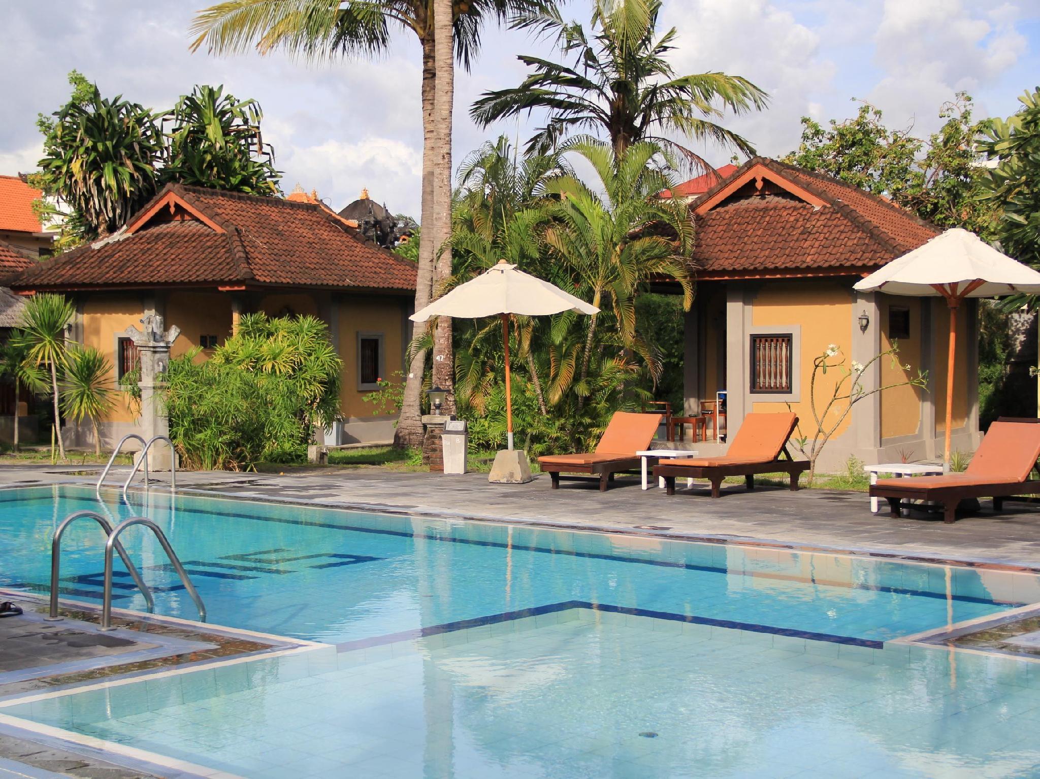 Hotel Suji Bungalow - Jl. Popies Lane 1 - Bali