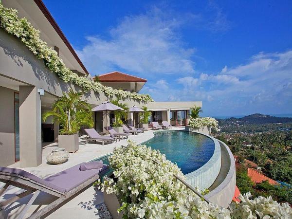 泰国苏梅岛萨米特拉全景别墅(Summitra Panorama Villa) 泰国旅游 第3张
