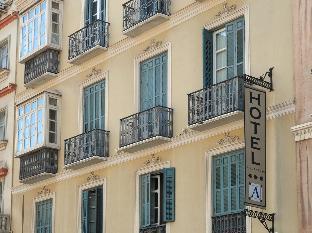 アタラサナス マラガ ホテル
