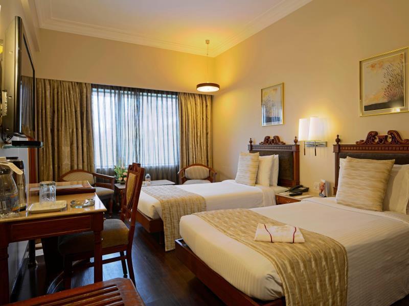 サン アンド サンド ホテル ムンバイ
