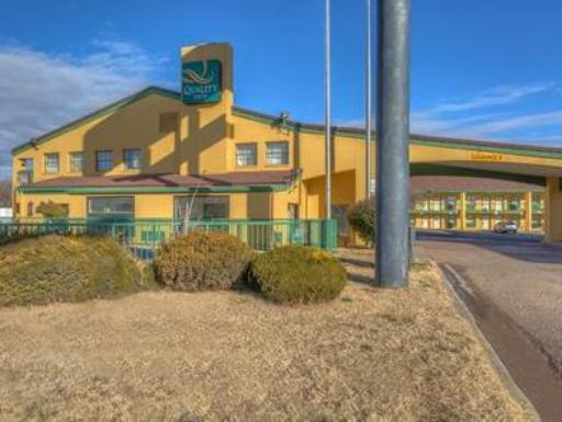 Quality Inn East hotel accepts paypal in Amarillo (TX)