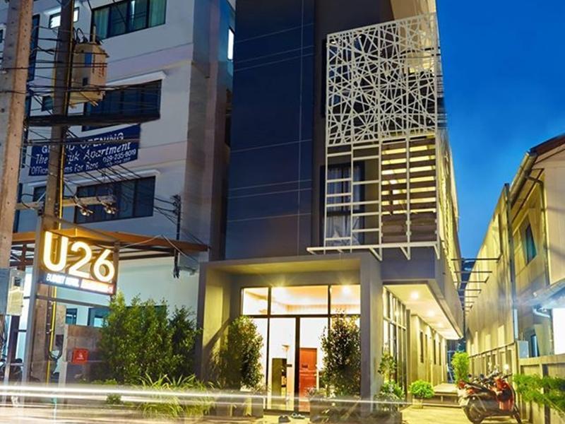 U26经济型酒店,ยู 26 บัดเจ็ต โฮเต็ล