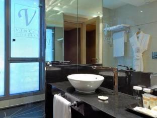 Vincci Frontaura Hotel Valladolid - Bathroom