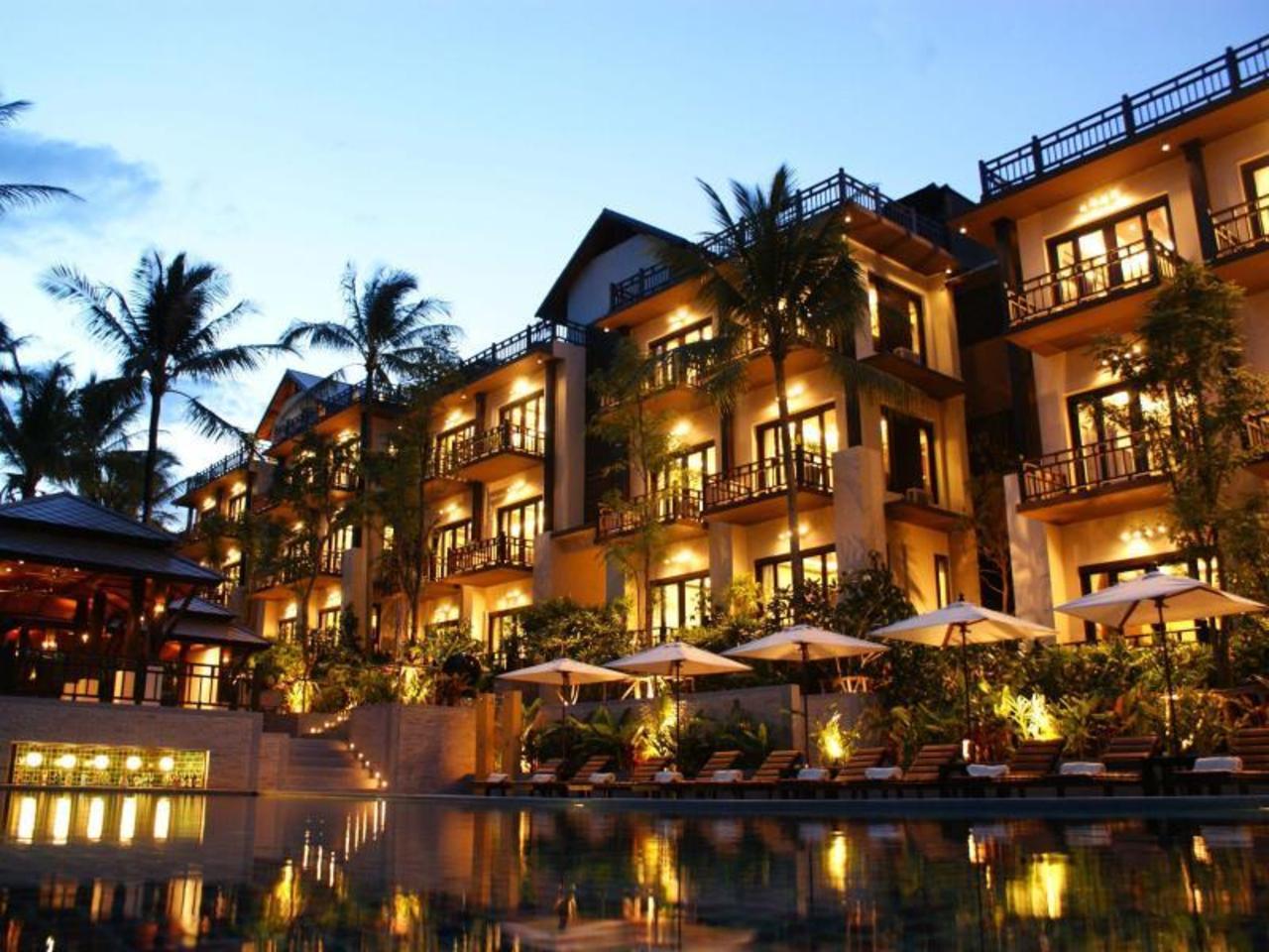คีรีคายัน ลักซ์ซูรี่ พูล วิลลา แอนด์ สปา (Kirikayan Luxury Pool Villas & Spa Hotel)