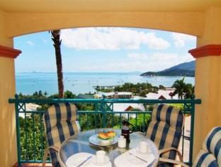 Toscana Village Resort Whitsundays - Ocean Views from Apartment Balcony