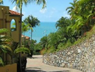 Toscana Village Resort Whitsunday Islands - View Overlooking Coral Sea