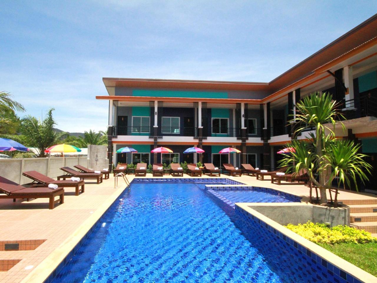 ซีเชล รีสอร์ท กระบี่ (Seashell Resort Krabi)