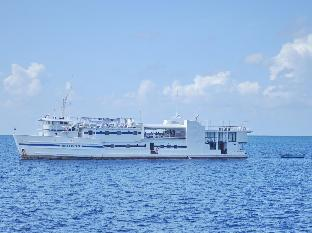 My Boat Island PayPal Hotel Maldives Islands