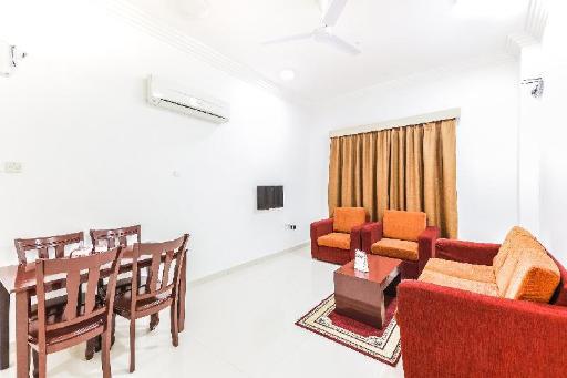 Star Emirates Furnished Apartments PayPal Hotel Salalah