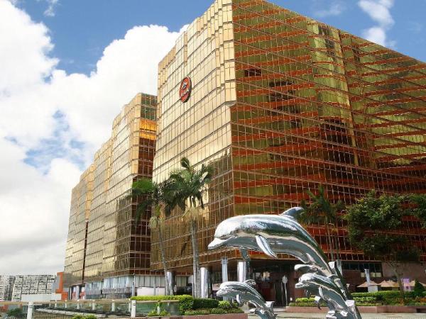 香港皇家太平洋酒店 香港旅游 第1张