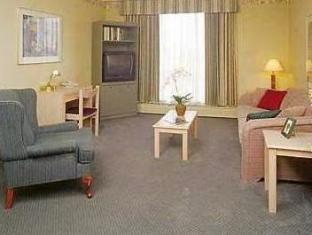 5 Calgary Downtown Hotel Calgary (AB) - Guest Room