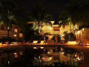 Soul Vacation Resort South Goa - Swimming Pool Night View