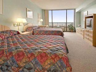 Days Inn Virginia Beach At The Beach Virginia Beach (VA) - Hotellihuone