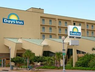 Days Inn Virginia Beach At The Beach Virginia Beach (VA) - Hotellin ulkopuoli