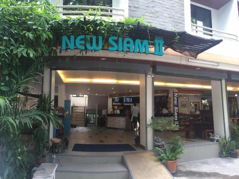 ニュー サイアム II ゲスト ハウス(New Siam II Guest House)