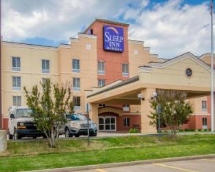 Sleep Inn & Suites Springdale West