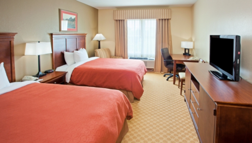 Country Inn & Suites By Carlson Knoxville West TN hotel accepts paypal in Knoxville (TN)