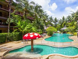Kata Palm Resort & Spa Phuket - Yüzme havuzu