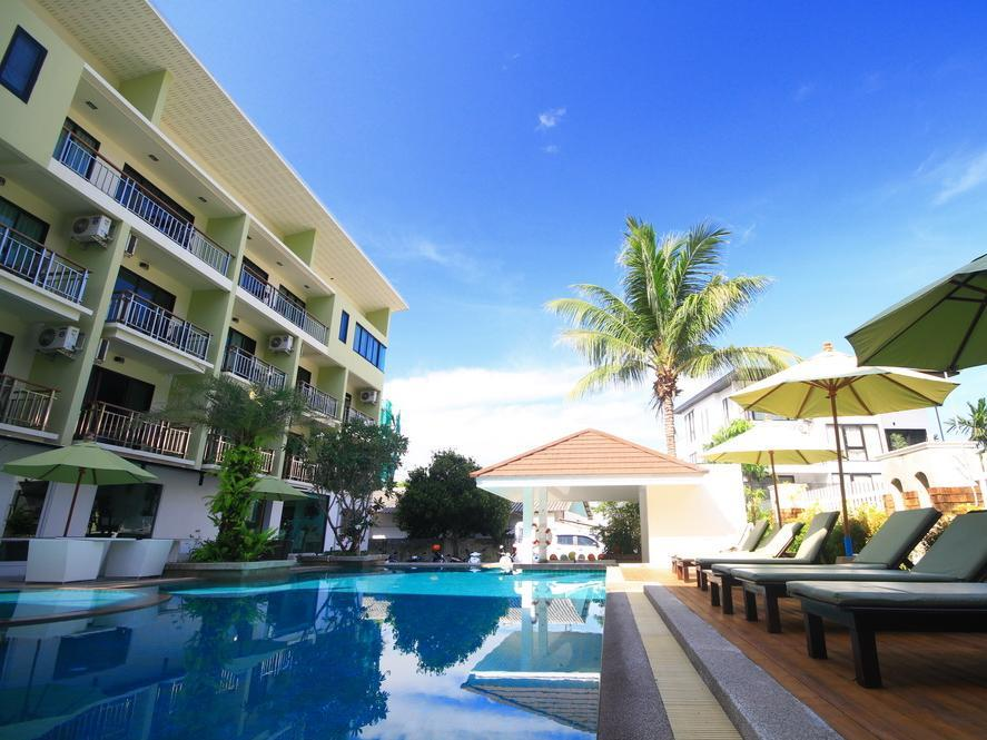 Di pantai boutique beach resort patong phuket thailand for Boutique hotel phuket