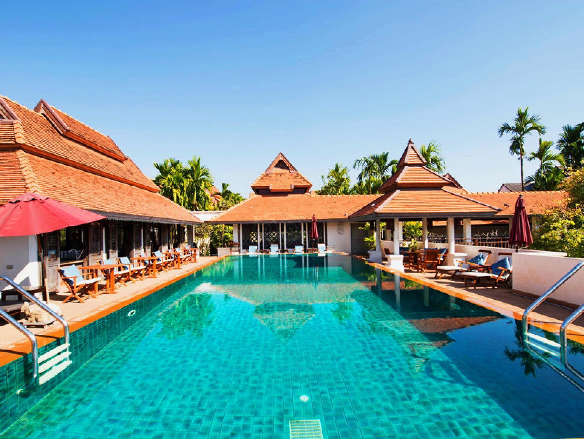 Bodhi Serene Chiang Mai Hotel Chiang Mai Map