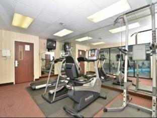Raleigh Inn & Suites Raleigh (NC) - Fitness Room