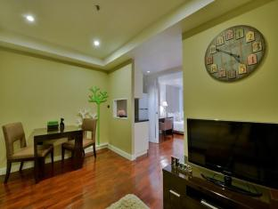 Abloom Exclusive Serviced Apartments Bangkok - Studio Room