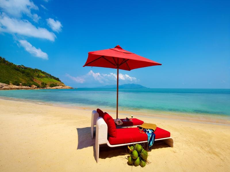 Melati Beach Resort Restaurant Menu