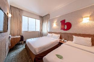 Front view of Hotel Bencoolen (SG Clean & Staycation Approved)