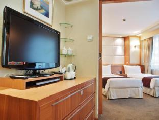 South Pacific Hotel Hong Kong - Apartmá