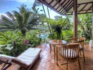 阿拉姆纱丽可丽基酒店 巴厘岛 - 阳台/露台
