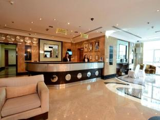 Grand Midwest Hotel Apartments Dubai - Reception