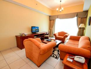 Grand Midwest Hotel Apartments Dubai - 3 bedroom
