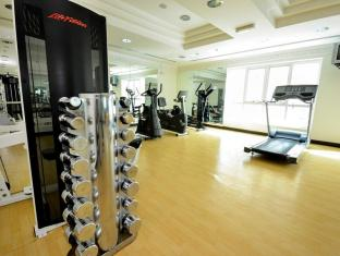 Grand Midwest Hotel Apartments Dubai - Fitness Room