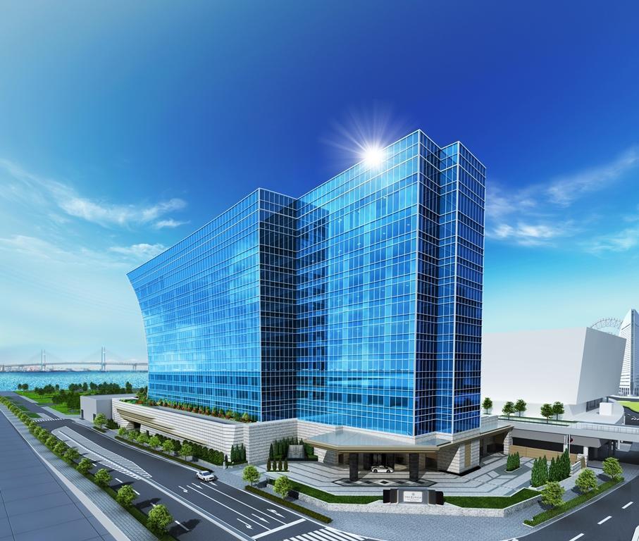ホテル 横浜 高級 公式