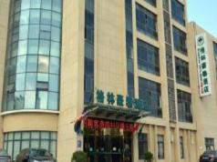 GreenTree Inn Jiangsu Huaian University Town Science and Technology Avenue Business Hotel, Huaian