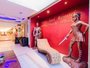 White Sand Resortel Phuket - Réception